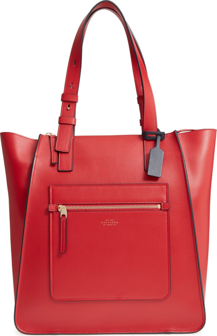 Smythson Hero Leather Tote