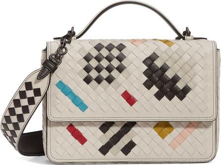 Bottega Veneta Alumna Leather Crossbody Bag