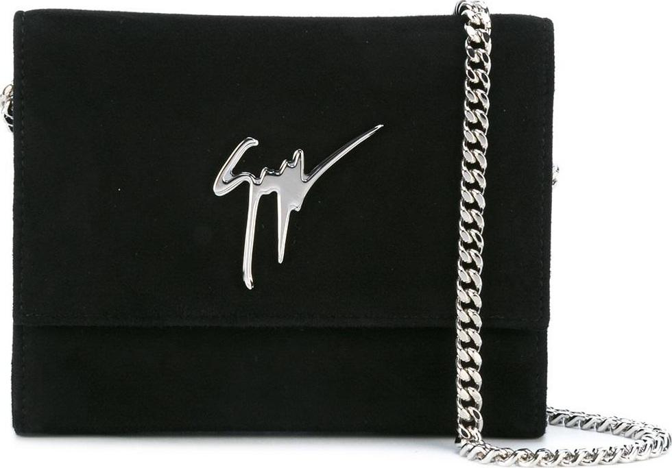 Giuseppe Zanotti - chain strap shoulder bag