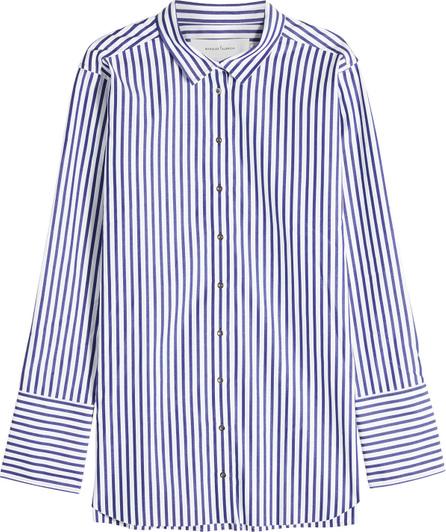 Marques'Almeida Striped Cotton Shirt