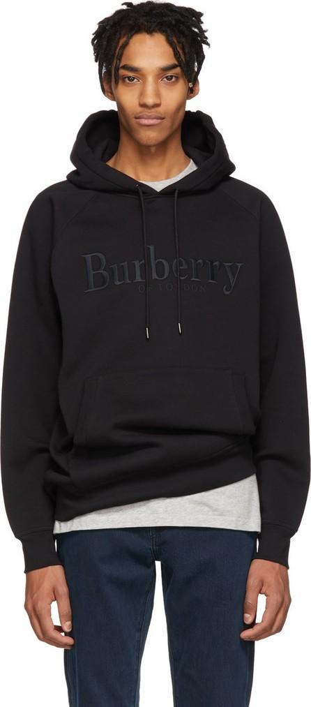 Burberry London England Black Clarke Hoodie