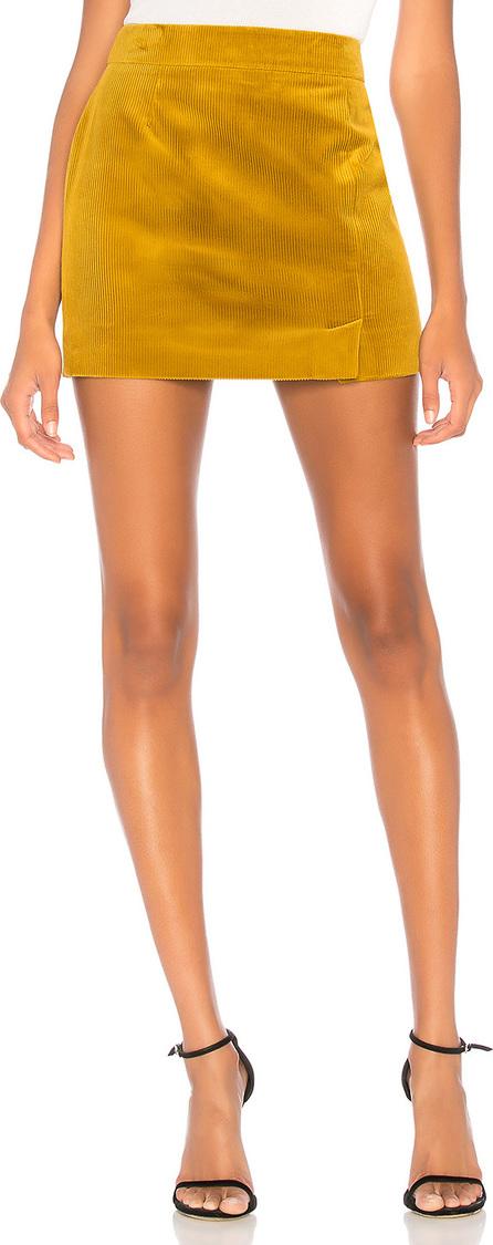 Bella Freud Corduroy Alexa Skirt