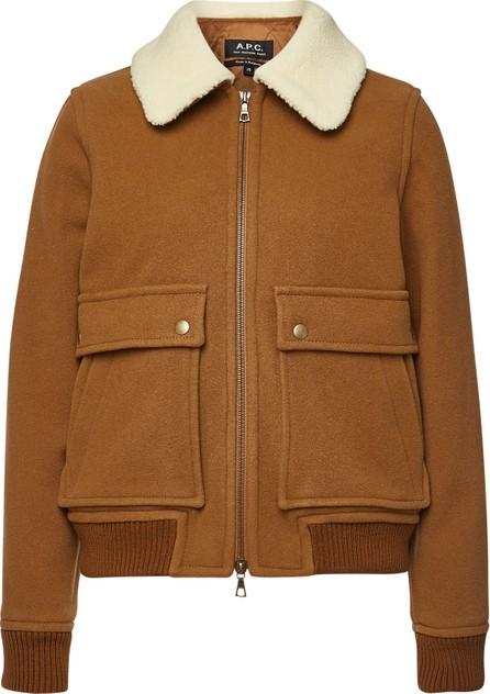 A.P.C. Snowbird Wool Jacket
