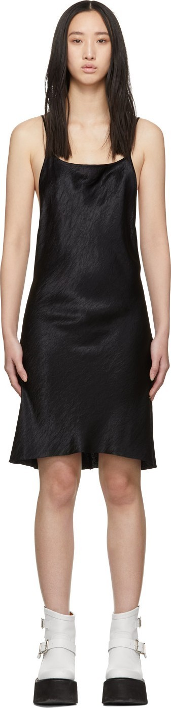 Ann Demeulemeester Black Lambeth Dress