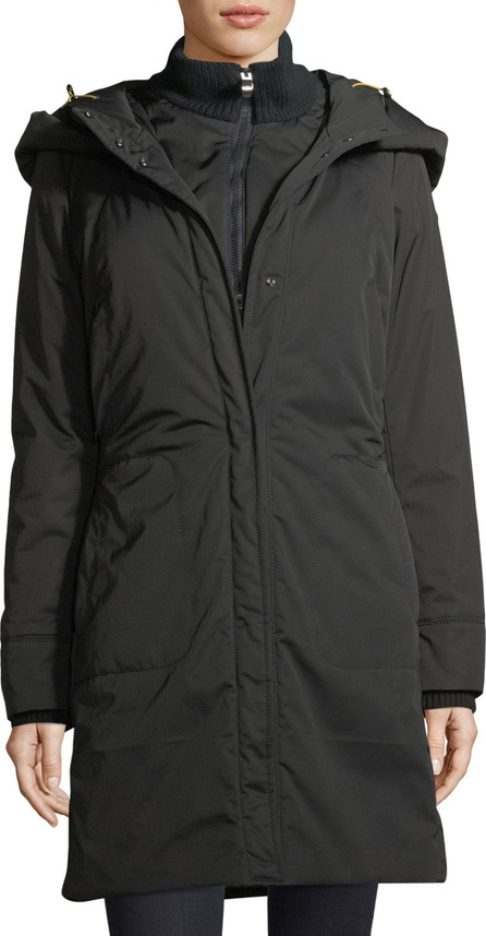 Post Card Alessami Hooded Insulated Parka Jacket