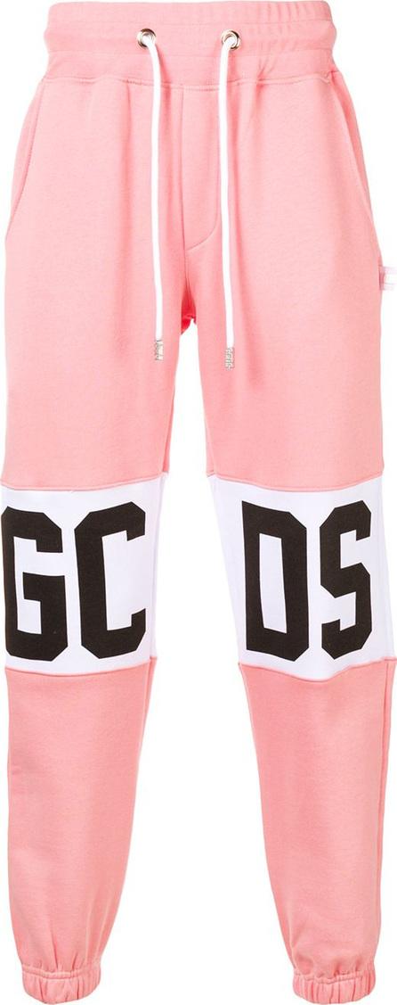 Gcds Logo strip joggers