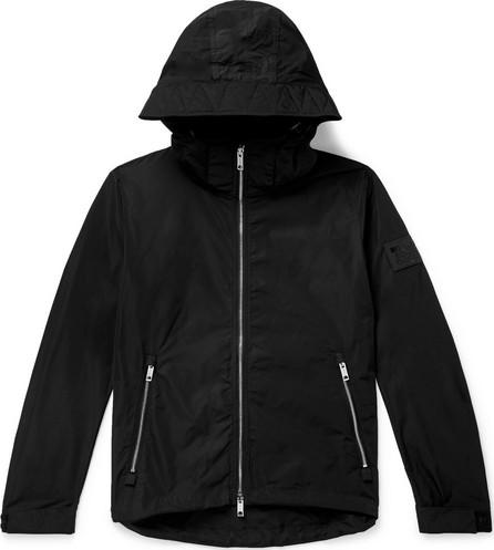 Burberry London England Loqo-Appliquéd Shell Hooded Jacket
