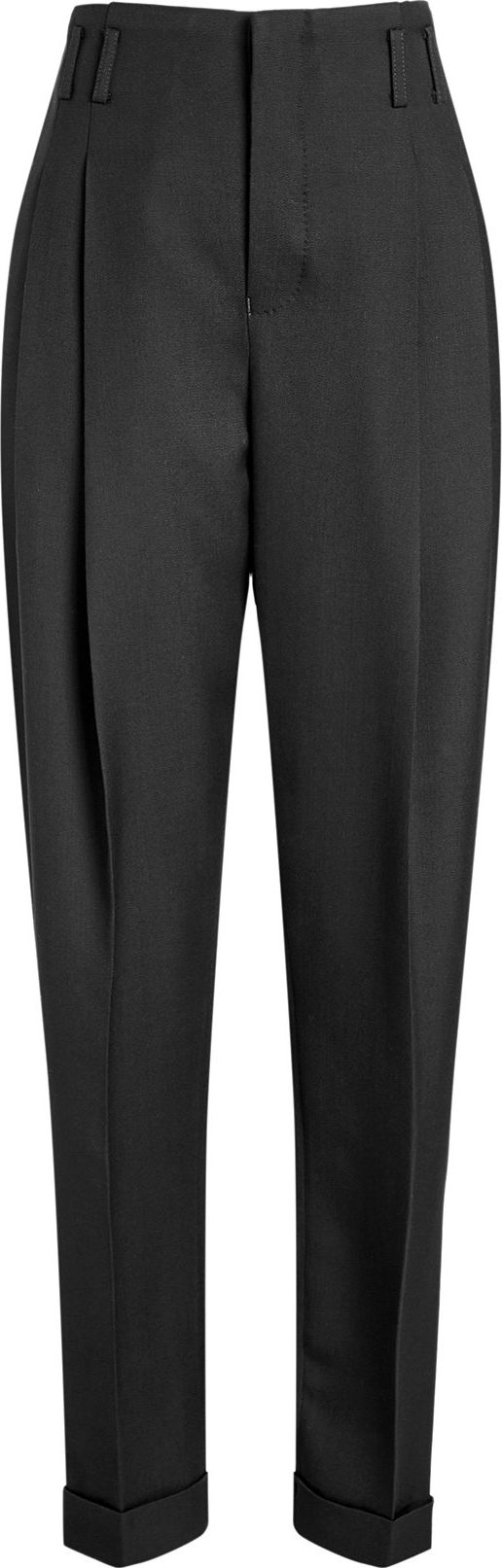 Haider Ackermann - Tapered Fleece Wool Pants