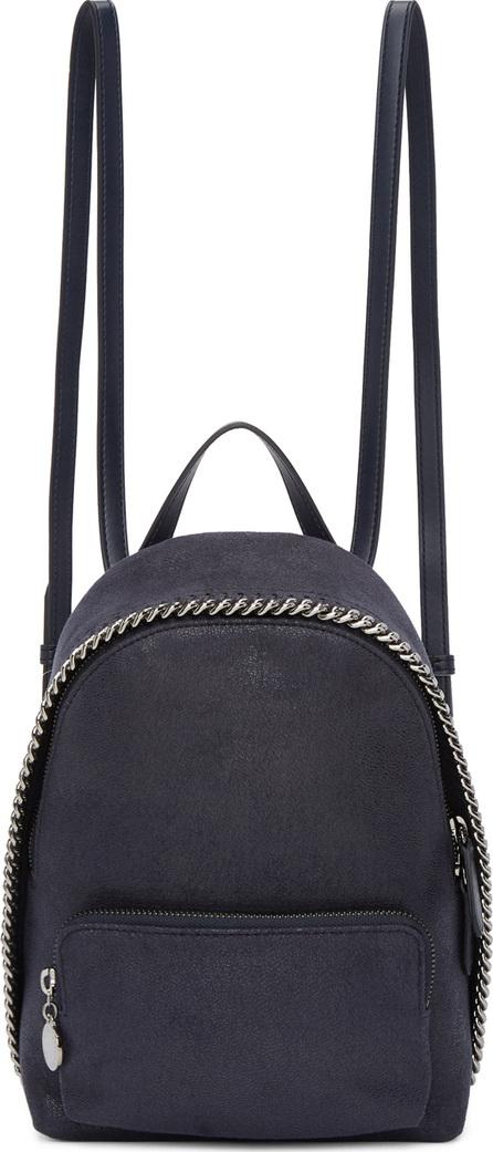 Navy Mini Falebella Backpack