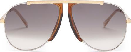 Celine Aviator-frame sunglasses