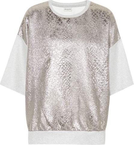 Dries Van Noten Metallic T-shirt