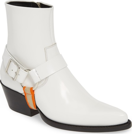 Calvin Klein 205W39NYC Tex Harness Buckle Boot