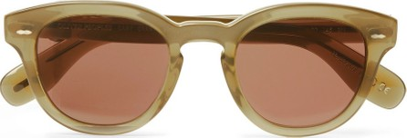 Oliver Peoples Cary Grant Acetate Sunglasses