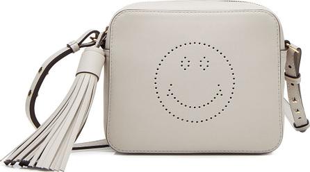 Anya Hindmarch Smiley Leather Shoulder Bag