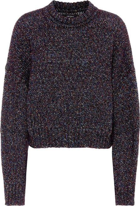 Isabel Marant Arty metallic sweater
