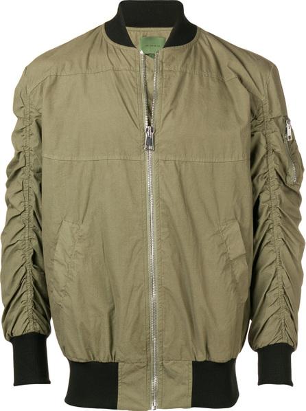 Amen Ruchéd detail bomber jacket