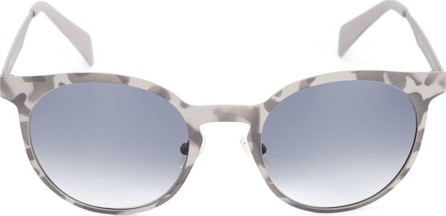 Italia Independent camouflage print sunglasses
