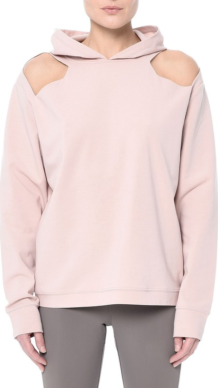 Nylora Coppell Hooded Cutout Pullover Sweatshirt