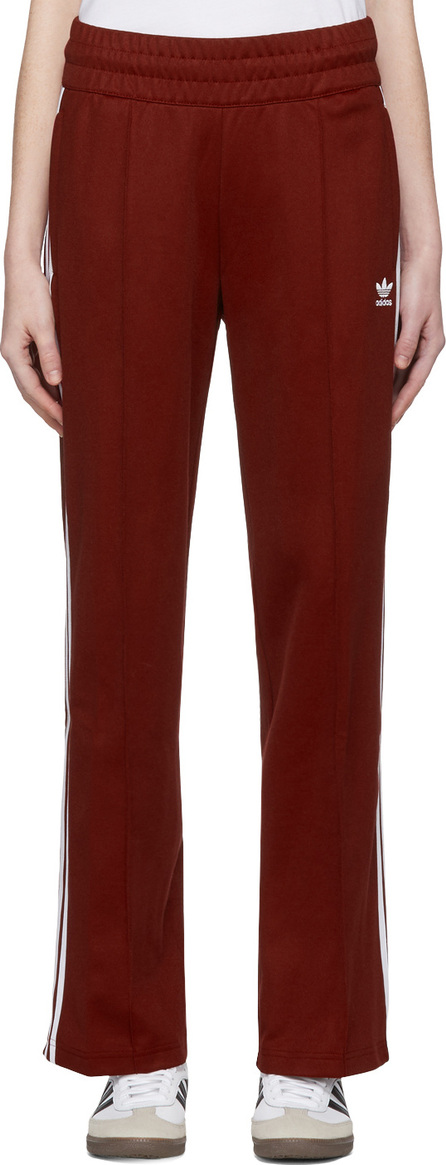 Adidas Originals Burgundy Contemporary BB Track Pants