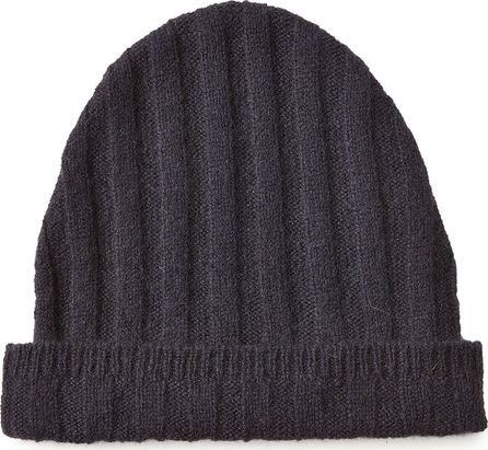 81hours Ribbed Cashmere Beanie