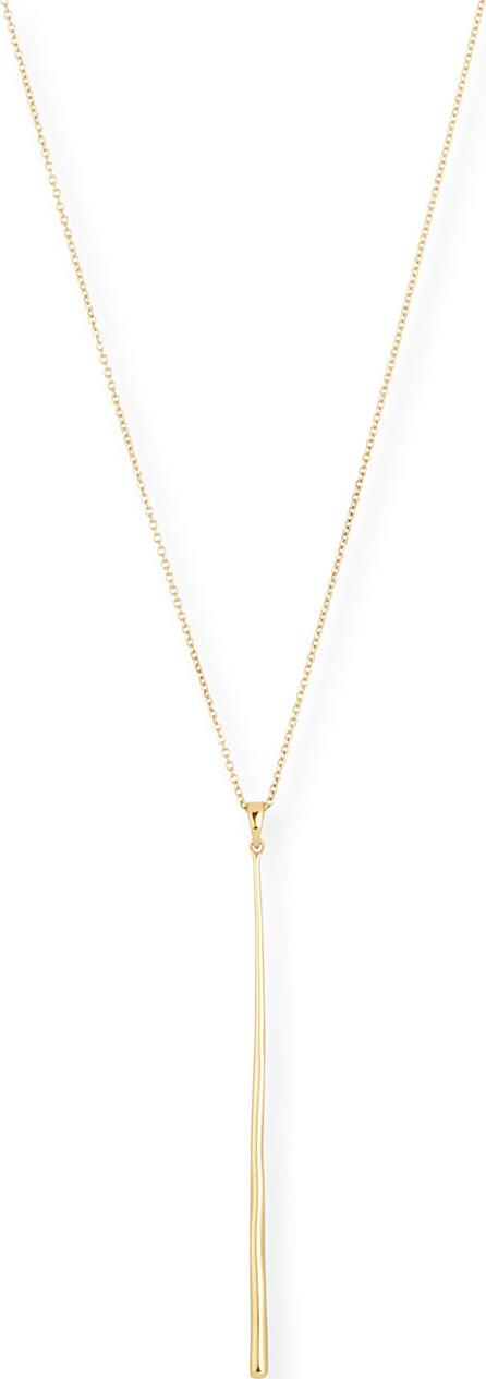 IPPOLITA 18k Gold Classico Stick Pendant Necklace