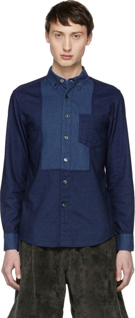 Blue Blue Japan Navy B.D. Dinner Shirt