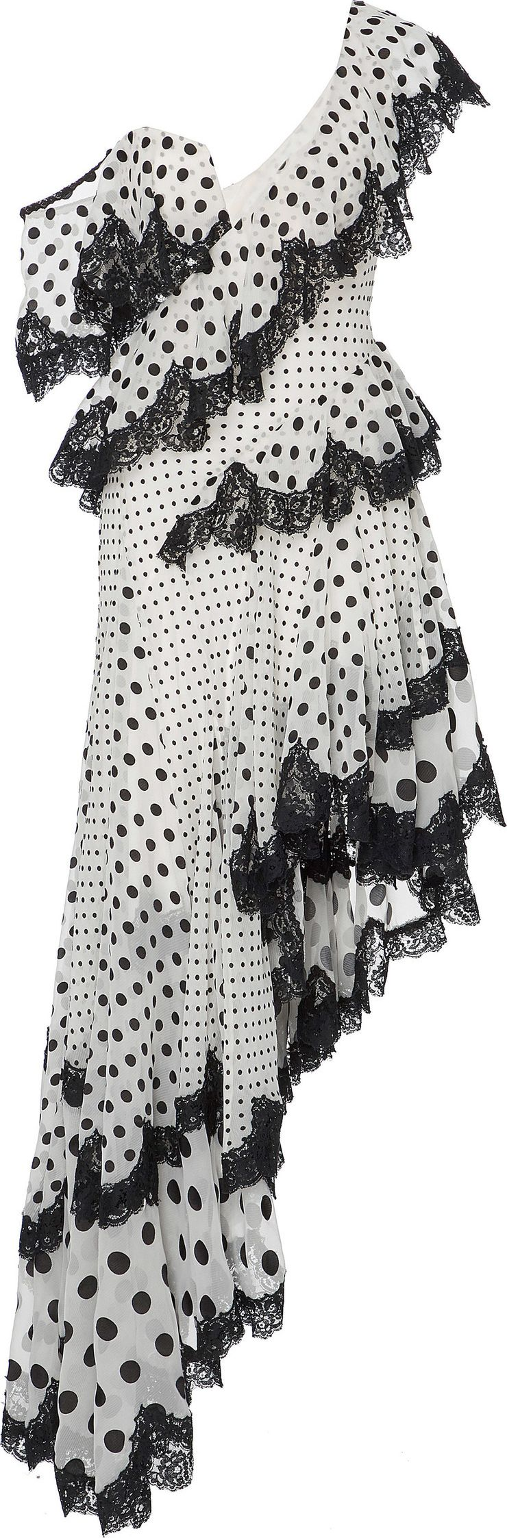 Zimmermann - Rife Dally Asymmetrical Dress
