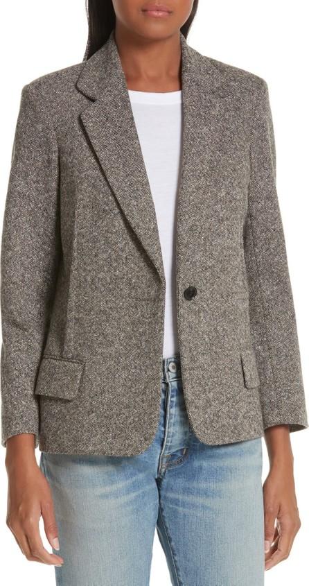 Nili Lotan Humphrey Wool Blend Blazer