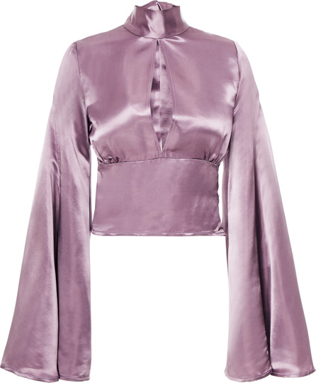 Beaufille Canes Satin Blouse