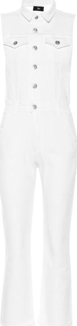 3X1 Morris denim jumpsuit