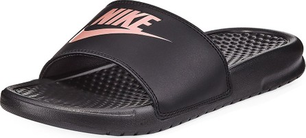 Nike Benassi Flat Pool Sandals