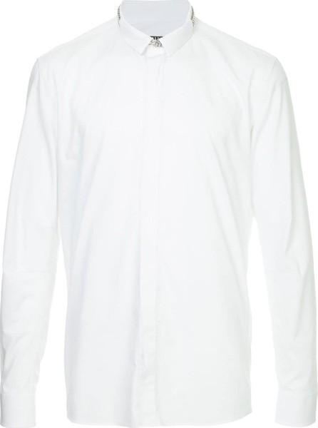 Balmain Chain-detail shirt