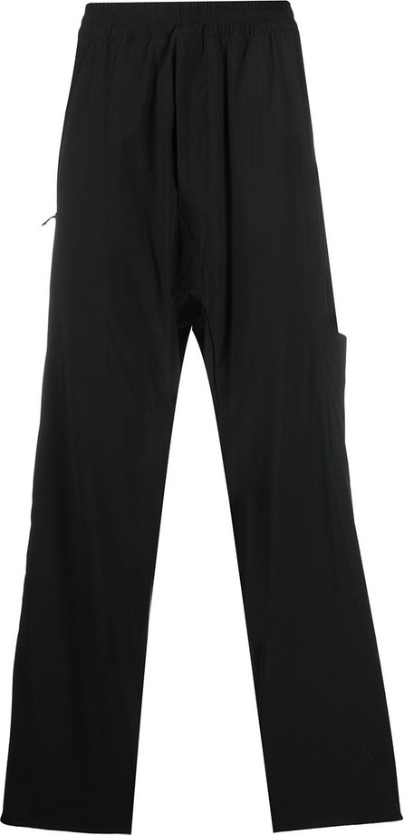 11 By Boris Bidjan Saberi Straight leg track pants