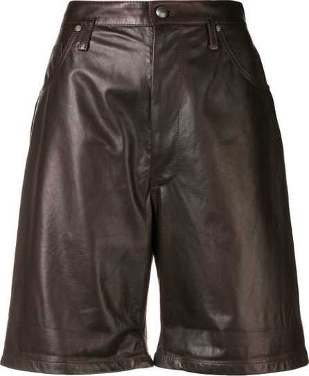 Etro Knee-length biker shorts