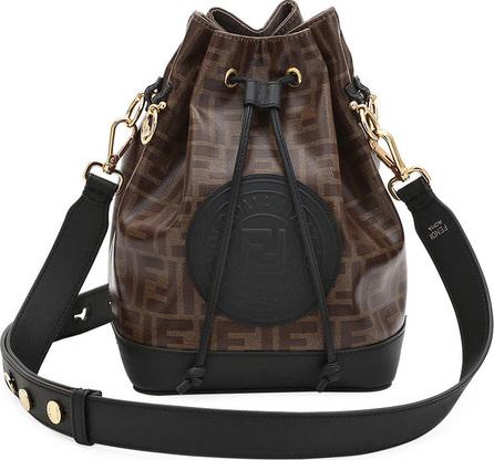 Fendi Fabric 1974 Mon Tresor Bucket Bag