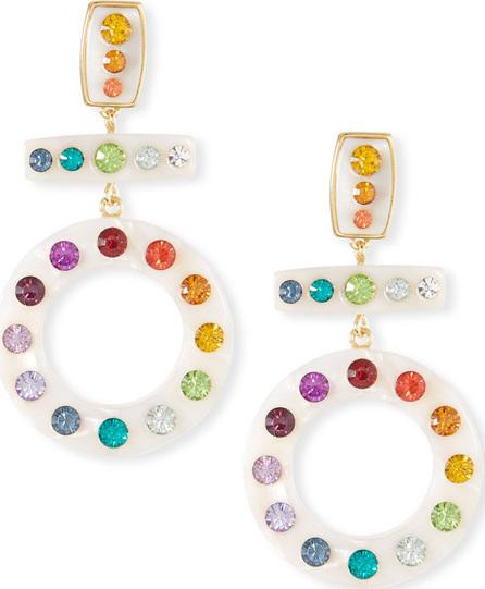 BAUBLEBAR Gigi Drop Earrings w/ Crystals