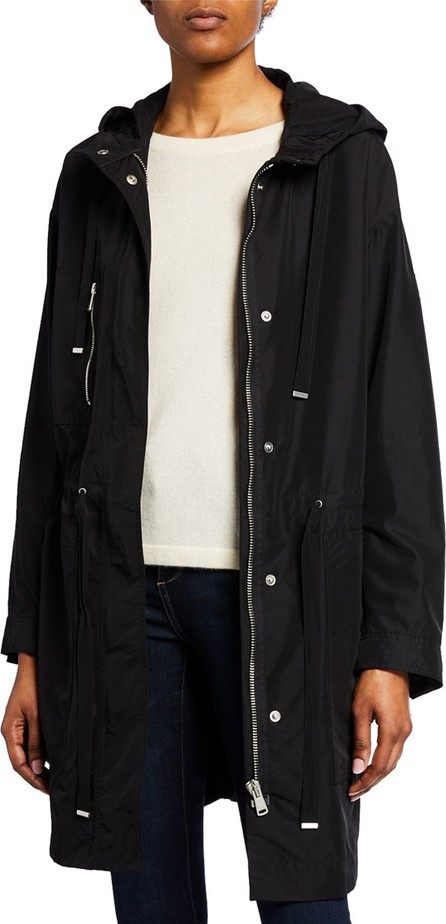Belstaff Ellersly Hooded Parka Coat