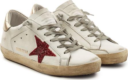 Golden Goose Deluxe Brand Super Star Leather Sneakers