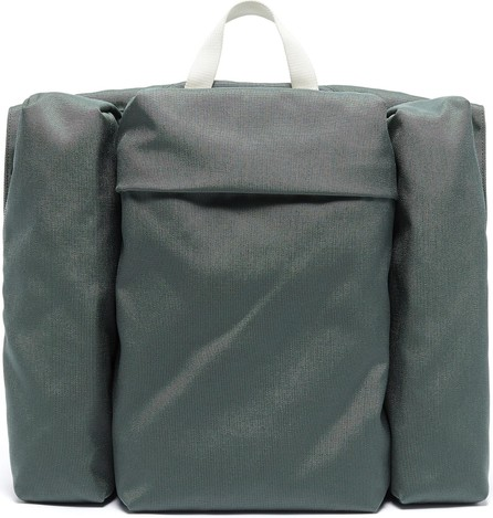 Jil Sander 'Climb Harness' canvas backpack