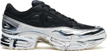 Adidas adidas x Raf Simons black and silver Ozweego