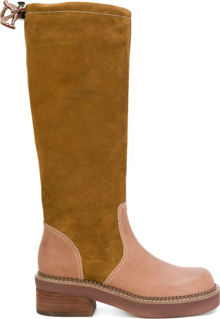 See By Chloé Classic calf boots