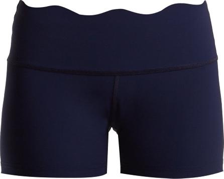 Skuttle scalloped performance shorts