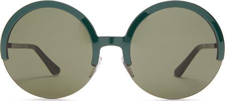 Marni Round-frame sunglasses
