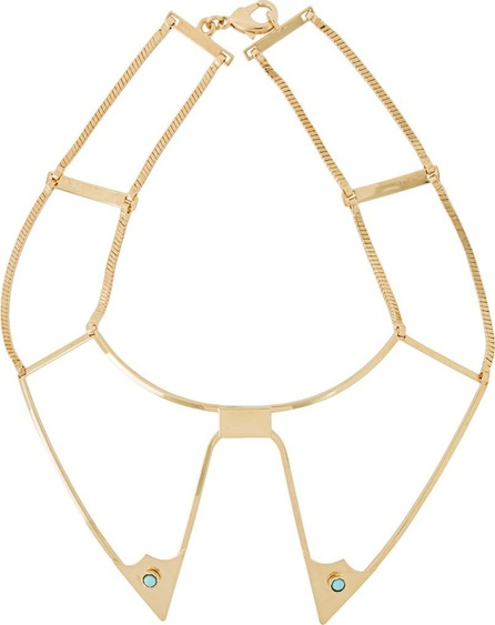 Golden Goose Deluxe Brand collar necklace
