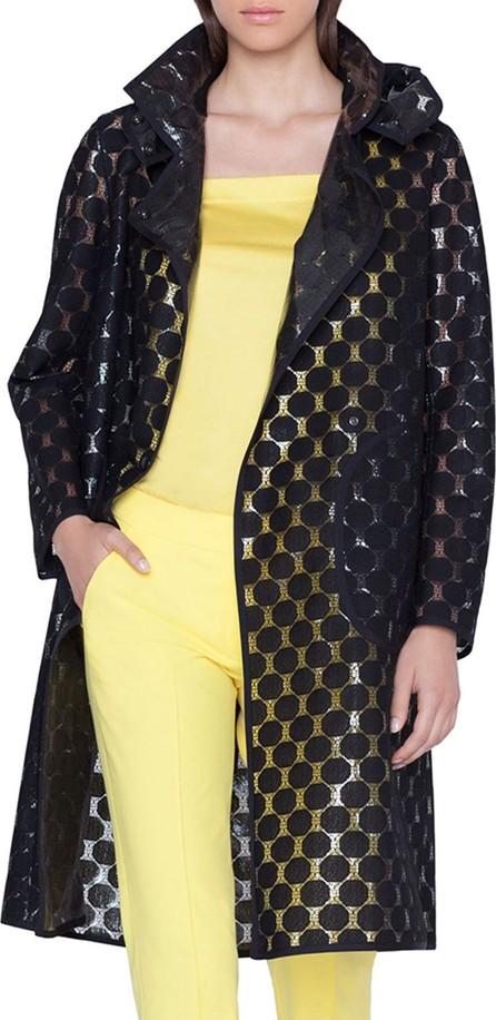 Akris Punto Dot-Lace Raincoat