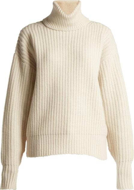 Joseph Roll-neck wool sweater