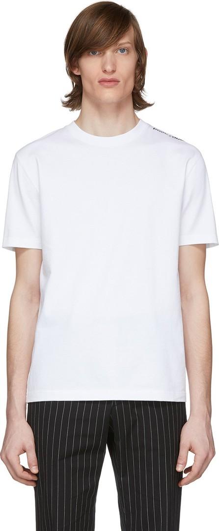 Paco Rabanne White Logo T-Shirt