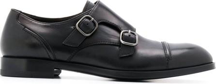 Ermenegildo Zegna Double buckle monk shoes