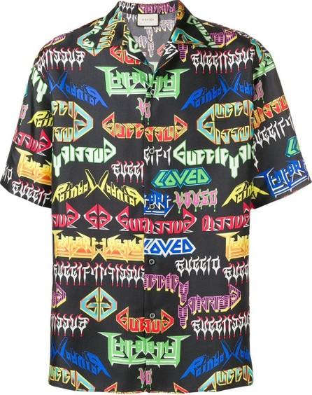 Gucci bowling shirt
