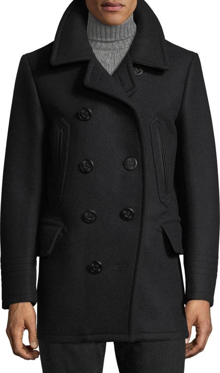 TOM FORD Wool-Blend Pea Coat